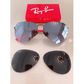 Oculos Rayban Aviador Ferrari - Óculos no Mercado Livre Brasil e0d8608f65