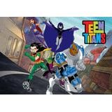 Teen Titans Serie Animada Temporadas 1 A 5 - Digital +gratis