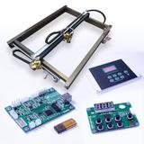 Cnc Incluye Controladora Grabado Y Corte Láser Co2 600x400mm