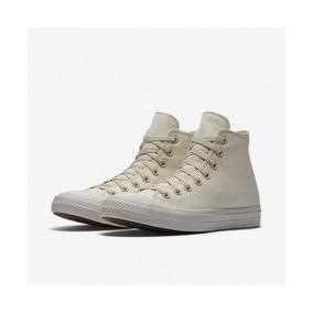 Converse Ct All Star Ii Hi-top Plimsolls In White 151222c