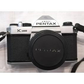 Cámara Reflex Pentax K1000, Analógica