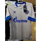 d8b73fae80 Camisa Goleiro Schalke 04 - Futebol no Mercado Livre Brasil