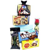 Ancheta Día Padre Chocolates Galletas Felicci Garoto Toffino