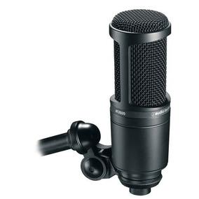 Microfone Audio Technica At2020 - Xlr - Original - Promoção!