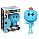 Funko Pop Mr. Meeseeks 174 Rick And Morty Baloo Toys
