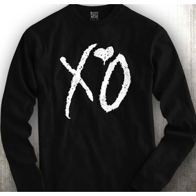Xo Ovoxo The Weeknd Playera Manga Larga Rott Wear Envío Grat 0b52154c54222
