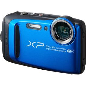 Cámara Fujifilm Finepix Xp120 Azul