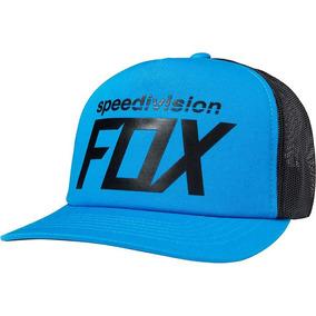Gorras Trucker Fox Hombre - Accesorios de Moda Azul en Mercado Libre ... ed16bac97ae