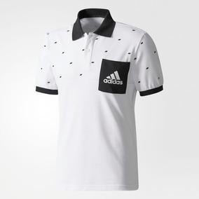 919a877f57 Camisa Polo adidas Ess Yd Ess Pocket Polo Original. R  189