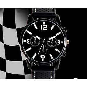 Relógio Masculino Preto - Bluelans Casual