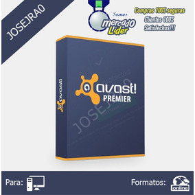 licencia avast antivirus 2017
