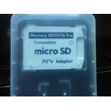 Sd2vita Version 5.0 Adaptador De Microsd Para Ps Vita