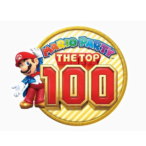 Videojuego Mario Party The Pop 100 Nintendo 3ds