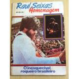 Raul Seixas Homenagem - Cifras De 25 Músicas - Raro