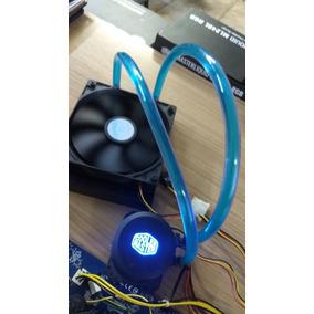 Water Cooler Cooler Master 120mm Com Garantia Sem Fan