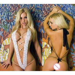 Sexi Baby Doll De Mujer Lenceria Erotica De Mujer Tanga Sexi