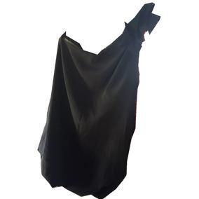 Vestido Corto Negro Forever 21 Talla Small