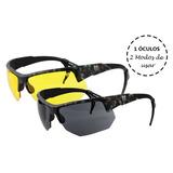 Óculos Swat Lente Blindada Preta E Amarela c550ee502f