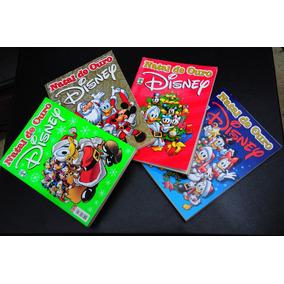Natal De Ouro Disney 1, 2, 3 E 4.