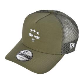 4eb18092f6c98 Boné New Era New York Yankees Verde Snapback 9fifty - Acessórios da ...