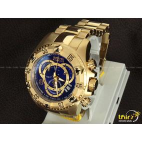 cf680050d81 Relogio Invicta Masculino Reserve Excursion Azul - Relógios De Pulso ...