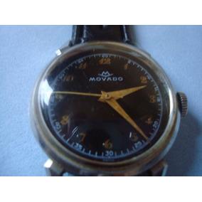a34763c195d Relogio De Pulso Movado Antigo - Relógios Antigos e de Coleção no ...