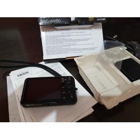 Camera Sony Cyber Shot Dsc Wx-50 - Muito Nova