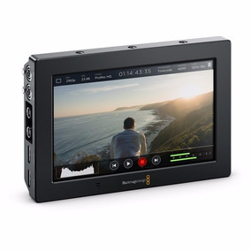 Blackmagic Design Video Assist 4k 7 Hdmi/6g-sdi Recording M