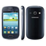 Celular Smartphone Samsung Galaxy Fame Duos S6812 5mp 3.5 3g