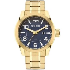 2acf935f82ce4 Relógio Masculino Technos 2115mgq 4a - Relógios De Pulso no Mercado ...