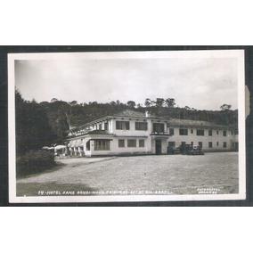 Foto Postal Colombo 14 - Hotel Sans Souci Nova Friburgo Rj
