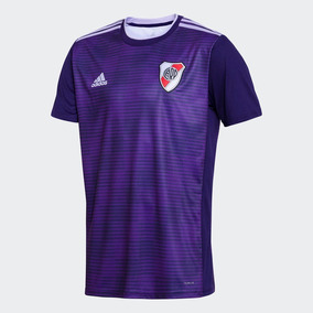 Camiseta River Original 2019 Suplente Alternativa Violeta