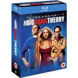 The Big Bang Theory 1-7 Blu Ray Nuevos (envíos A Todo Chile)