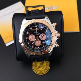 dd66a147dba Relogio Breitling 1884 Ab0110 - Relógios De Pulso no Mercado Livre ...
