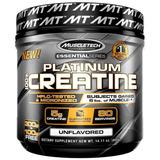 Creatina Platinum Muscletech 400g