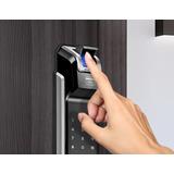Cerradura Electrónica Digital Biométrica Samsung Shs P718