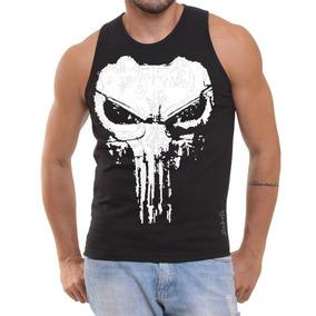 Regata Marvel - Camisetas Regatas para Masculino no Mercado Livre Brasil fa5029a2861