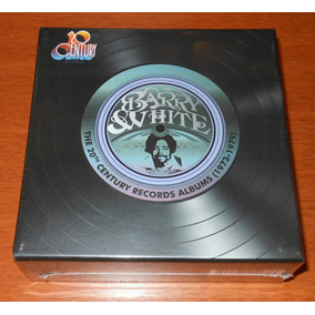 Cd - Box - Barry White - The 20th Century Records