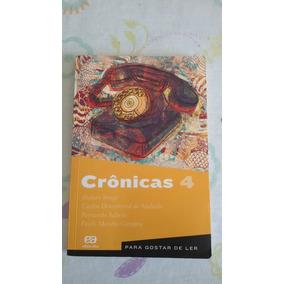 Livro Crônicas 4