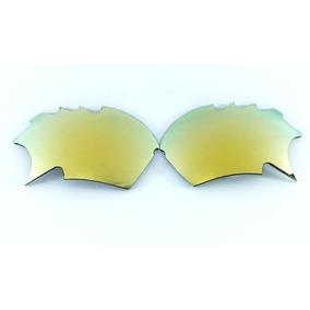 3681f8ba5f5e7 Oculos Oakley Romeo 2 Dourado - Óculos no Mercado Livre Brasil