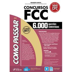 Como Passar Em Concursos Fcc