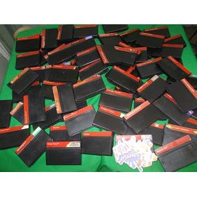 Lote Jogos Master System A 10 Reais Cada (leia A Descrição)