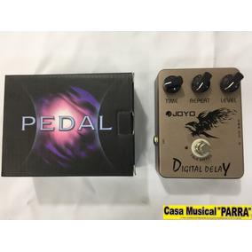 Pedal De Delay De Guitarra Electrica