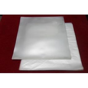100+100 Plásticos P/ Lp Disco Vinil Externos 0,20 + Internos