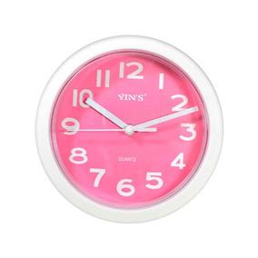 db9fe56ae46 Relogios De Parede Redondo 15 Cm Diametro - Relógios no Mercado ...