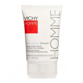 Vichy Homme Sensi-balm Mineral Após Barbear Fortific 75ml