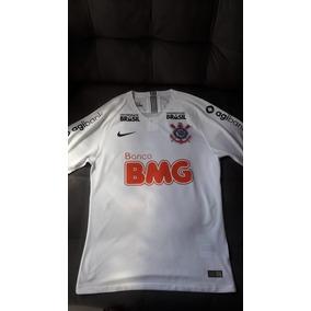 Camiseta Corinthians Ayrton Senna Tamanho G - Camisetas Manga Curta ... cf5884cabe6b3