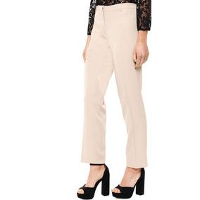 Pantalon De Vestir Beige Mia Loreto Eloisa 8d12a4e1bba6