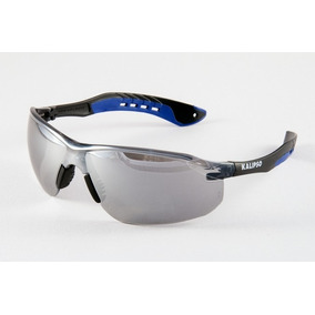 d7e7303329c06 Óculos Jamaica - Cinza Espelhado - Segurança Esportivo