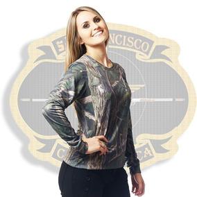 Camiseta Camuflada Básica Real Hunter - Camisetas e Blusas no ... 718274b38ea